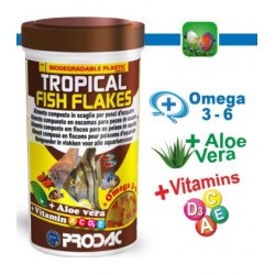 Prodac Tropical Fish Flakes Escamas 250ml