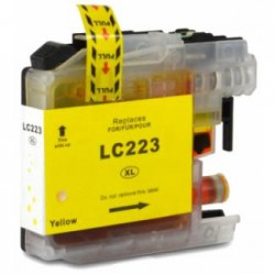 BROTHER LC223/LC221 V3 AMARILLO CARTUCHO DE TINTA...