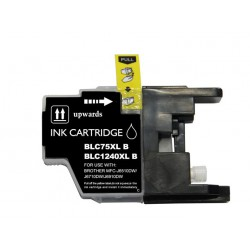 BROTHER LC1220XL/LC1240XL NEGRO CARTUCHO DE TINTA...