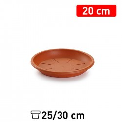 Plato Para Macetas De 20 Centimetros de Diametro