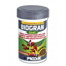 Prodac Biogran Small 250ml 130 gramos